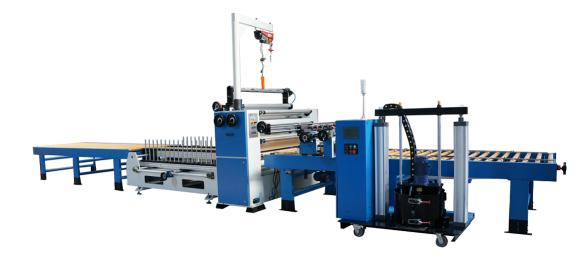 Laminating machine use
