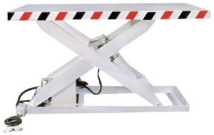 Scissor Lift Table 3 T