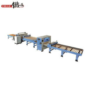 Pur Hot Melt Glue Laminating Machine